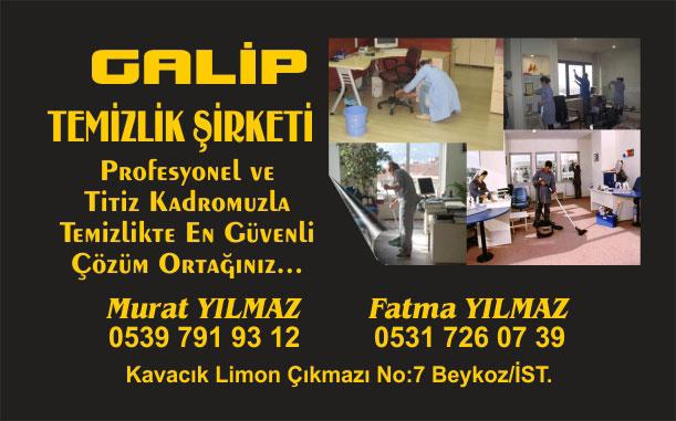 TEMİZLİK HİZMETLERİ - 01