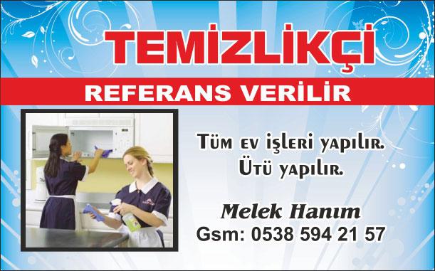 TEMİZLİK HİZMETLERİ - 08